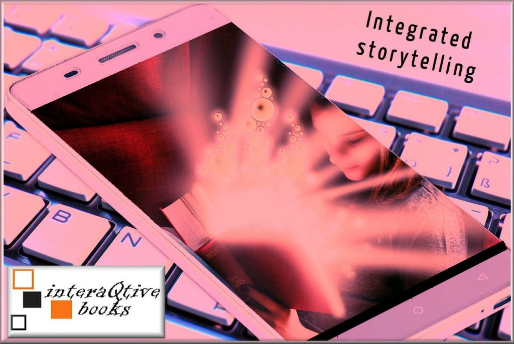 Storyteller on eLearningworld (SOE) for interactive books - integrated storytelling
