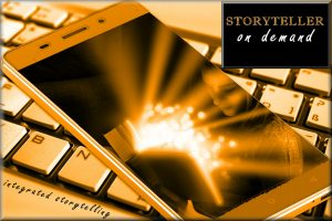 Storyteller On Demand – We make Your Book INTERACTIVE