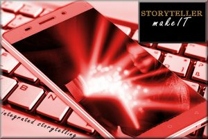 Storyteller makeIT logo