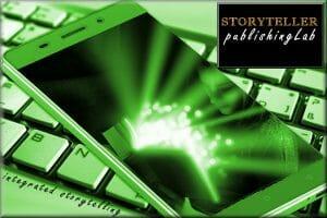 Geschichtenerzählen in interaktiven Büchern