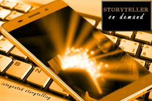 Storyteller On Demand er en service